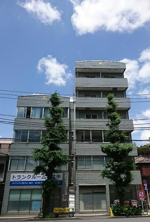 東京で緩和ケア外来を行う早期緩和ケア大津秀一クリニック外観