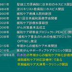 緩和ケアの歴史と日本初
