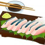 抗がん剤治療中でも魚・寿司・刺身・野菜・果物は食べられる