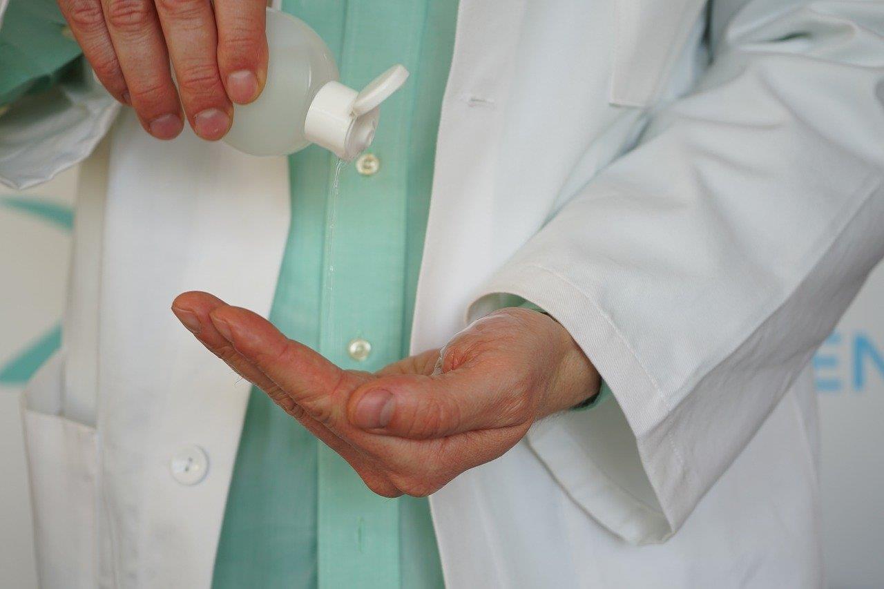 新型コロナウイルスと空気感染・エアロゾル感染、消毒