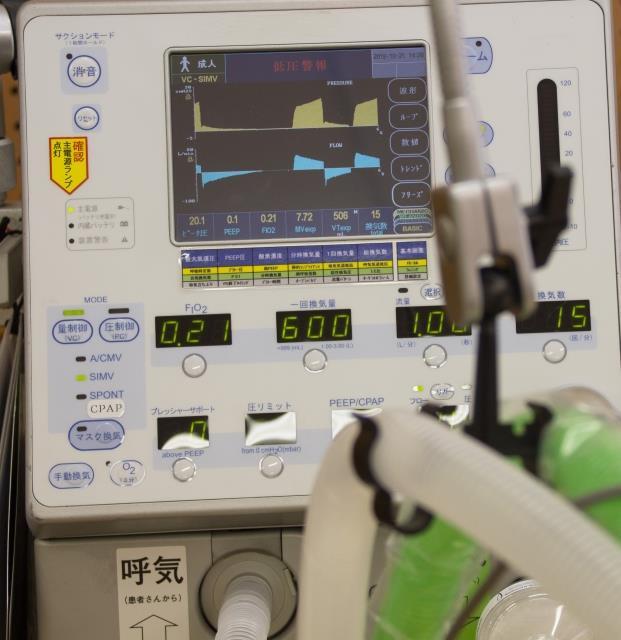 新型コロナウイルスと肺炎・ARDSの人工呼吸器設定とカイル=シデル医師